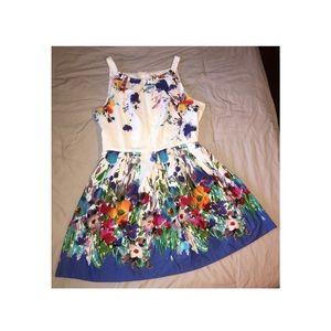 Dresses & Skirts - 18 Flower Summer Dress
